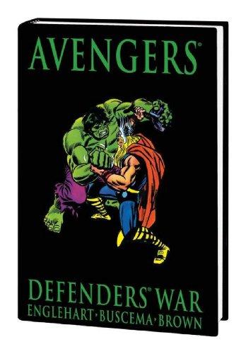 Avengers/Defenders: Steve Englehart and