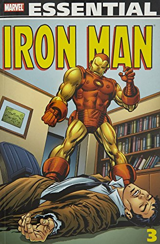 9780785127642: Essential Iron Man Volume 3 TPB: v. 3