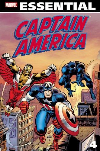 Marvel Essential Captain America Vol. 4 (Captain America #157-186)