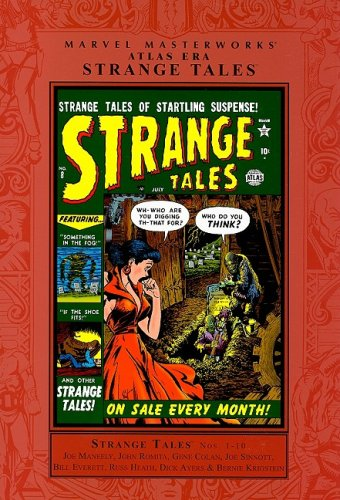 9780785127710: Marvel Masterworks: Atlas Era Strange Tales - Volume 1