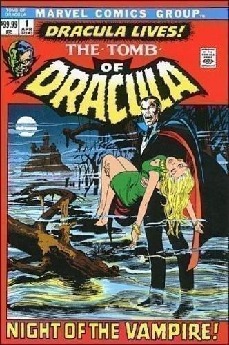 9780785127789: Tomb Of Dracula Omnibus Volume 1 HC: v. 1