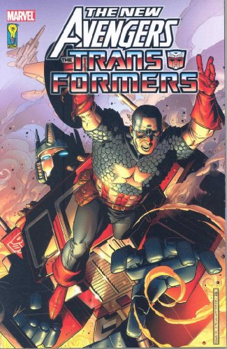 9780785127901: New Avengers/Transformers TPB (Graphic Novel Pb)