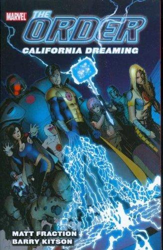 9780785127963: The Order - Volume 2: California Dreaming (v. 2)