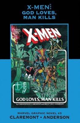 9780785128038: X-MEN GOD LOVES MAN KILLS PREM HC DM VAR ED 07