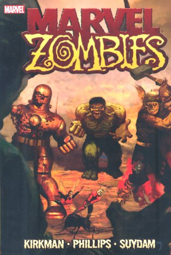 MARVEL ZOMBIES: Marvel Comics