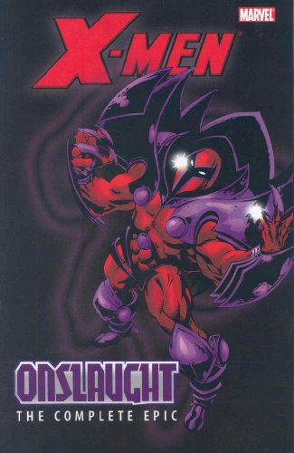 9780785128236: X-men the Complete Onslaught Epic 1