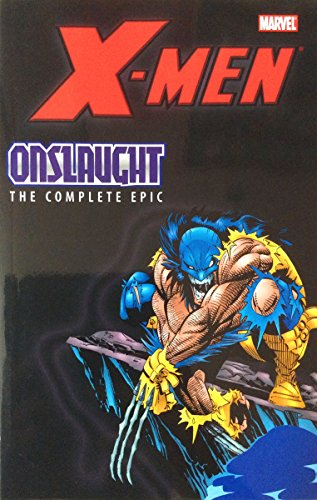 9780785128243: X-Men: The Complete Onslaught Epic, Book 2
