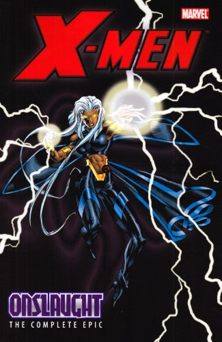 9780785128250: X-Men: The Complete Onslaught Epic, Book 3