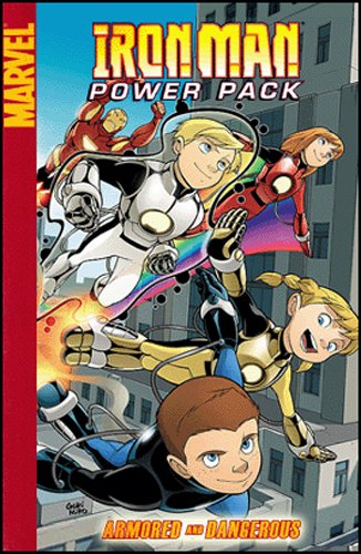 9780785128304: Iron Man and Power Pack: Armored and Dangerous (Marvel Digests)