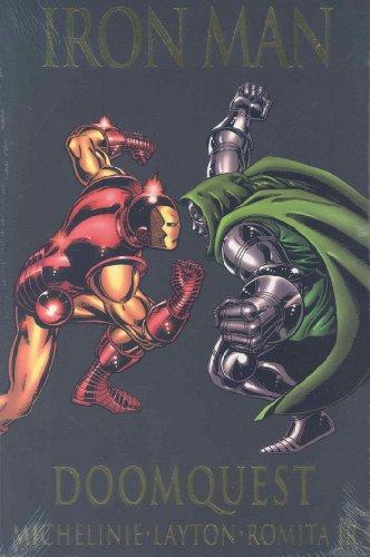 9780785128342: Iron Man vs. Doctor Doom: Doomquest (Marvel Premiere Classic)