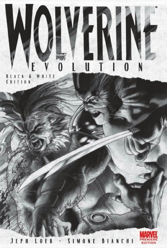 9780785128373: Wolverine: Evolution Black & White