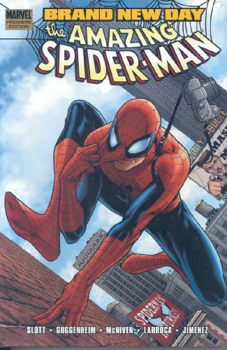 Spider-Man: Brand New Day Volume 1 Premiere HC (Amazing Spider-Man)