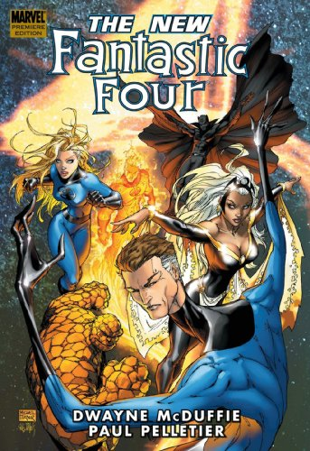 9780785128472: The New Fantastic Four