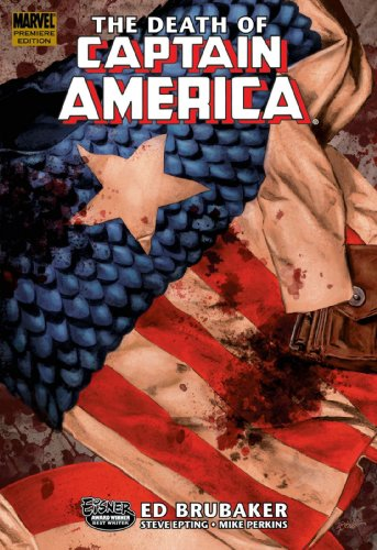 Set of 2 books : The Death of Captain America, Vol. 1 (v. 1)