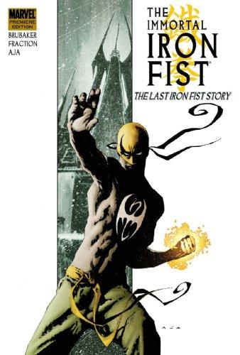 9780785128540: Immortal Iron Fist 1: The Last Iron Fist Story Premiere