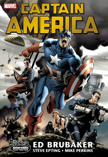 9780785128663: Captain America By Ed Brubaker Omnibus Volume 1 HC: v. 1