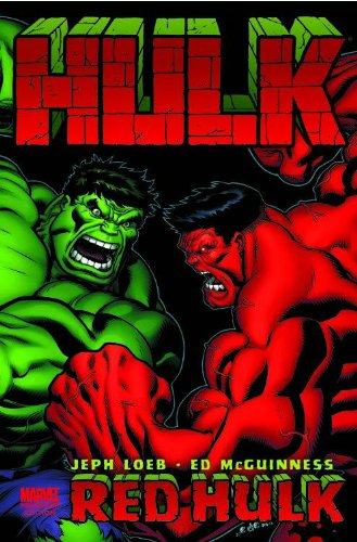 9780785128816: Hulk Volume 1: Red Hulk Premiere HC: Red Hulk Premiere v. 1