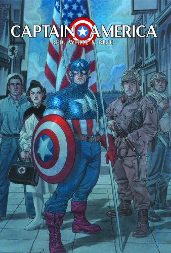 9780785128977: Captain America: Red, White & Blue TPB: Red, White and Blue (Graphic Novel Pb)