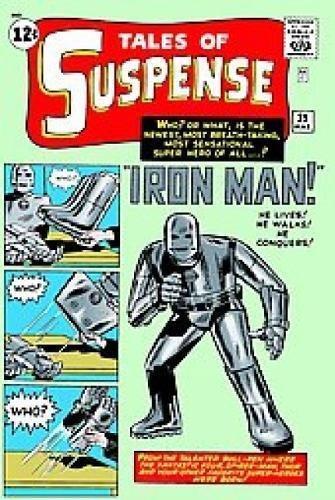 Iron Man Omnibus, Vol. 1