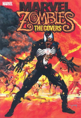 MARVEL ZOMBIES THE COVERS