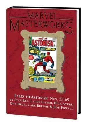 9780785129127: Marvel Masterworks Ant-Man Giant Man Volume 2 Variant (Marvel Masterworks Ant-Man Giant Man Variant,