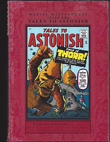 Marvel Masterworks: Tales to Astonish - Volume 2: Marvel Comics