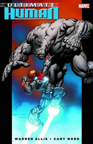 9780785129172: Ultimate Hulk Vs. Iron Man: Ultimate Human TPB (Graphic Novel Pb)