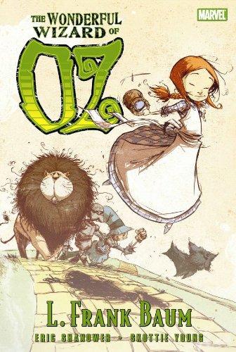 The Wonderful Wizard of Oz (SIGNED): Eric Shanower; Skottie