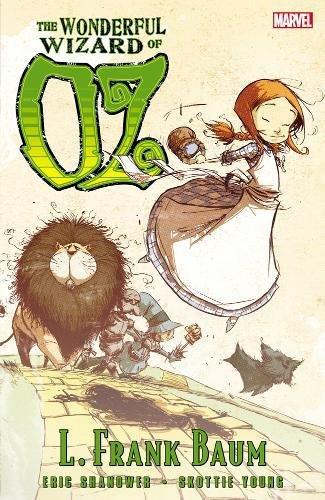 9780785129226: Oz: The Wonderful Wizard Of Oz TPB (Marvel)