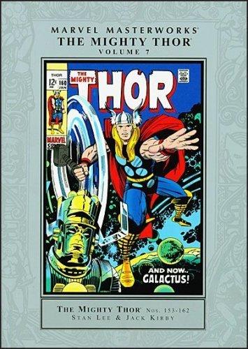 9780785129240: Marvel Masterworks: Mighty Thor - Volume 7