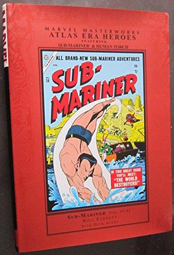 Marvel Masterworks Atlas Era Heroes Vol. 3: Everett, Bill