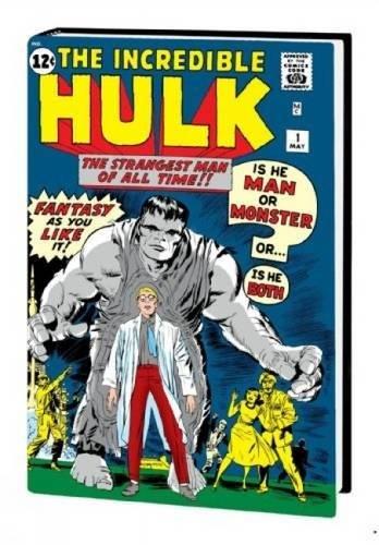 The Incredible Hulk Omnibus, Vol. 1 (v. 1): Lee, Stan
