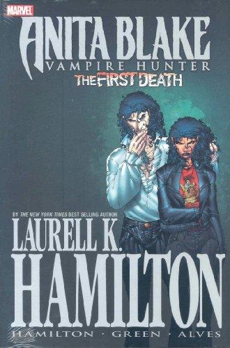 9780785129417: Anita Blake, Vampire Hunter: The First Death