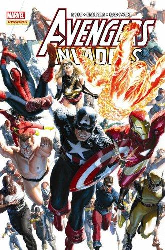 9780785129424: Avengers/Invaders HC: v. 1 (Oversized)
