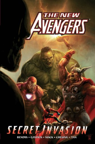 9780785129462: New Avengers Volume 8: Secret Invasion Book 1 Premiere HC: Secret Invasion Premiere v. 8, Bk. 1