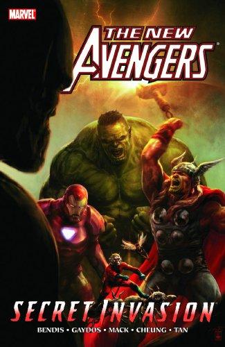 9780785129479: New Avengers Vol. 8: Secret Invasion, Book 1