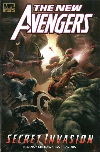 New Avengers Vol. 9: Secret Invasion, Book 2 (v. 9, Bk. 2)