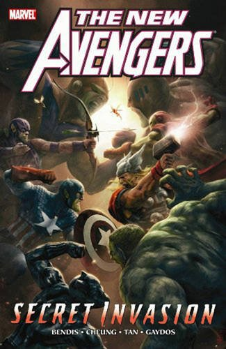 9780785129493: New Avengers Vol. 9: Secret Invasion, Book 2
