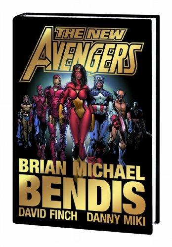 9780785129554: New Avengers Volume 1 HC Bendis Variant: Bendis Variant v. 1 (New Avengers (Hardcover))