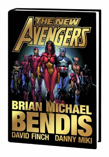 9780785129554: New Avengers, Vol. 1 (Bendis Variant cover) (v. 1)