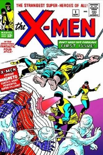 9780785129585: The X-Men Omnibus, Vol. 1