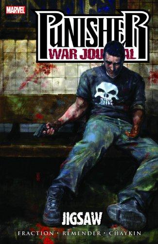 Punisher War Journal, Vol. 4: Jigsaw: Matt Fraction and