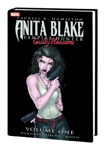 Anita Blake, Vampire Hunter: Guilty Pleasures Volume 1 HC (2nd Prtg Anita Variant) (Guilty Pleasu...