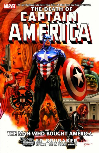 9780785129714: Captain America: The Death Of Captain America Volume 3 - The Man Who Bought America TPB: Death of Captain America - The Man Who Bought America v. 3 (Graphic Novel Pb)