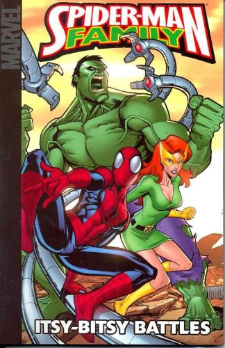Spider-Man Family: Itsy-Bitsy Battles (9780785129882) by Todd Dezago; Mark Waid; Kevin Grevioux; Nate Piekos; Paul Tobin; Karl Kesel; Ray Height; Zach Howard; Derec Aucoin; Derec Donovan