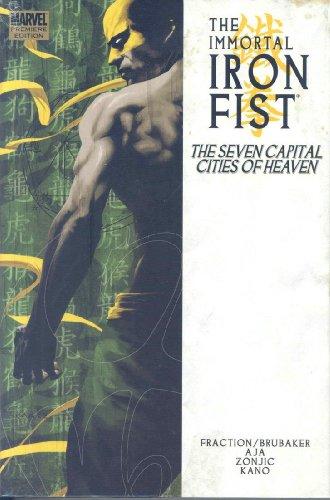 9780785129929: Immortal Iron Fist Vol. 2: The Seven Capital Cities of Heaven (New Avengers)