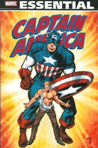9780785130062: Essential Captain America 1