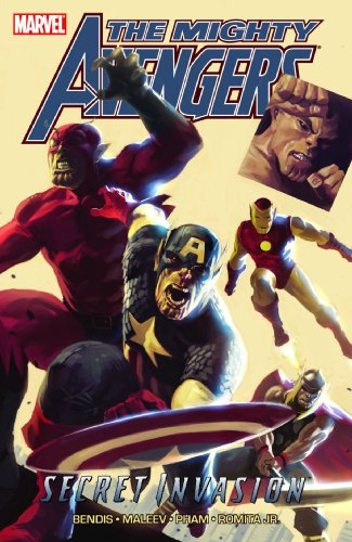 9780785130109: The Mighty Avengers 3: Secret Invasion Book 1