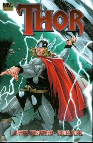 9780785130116: Thor By J. Michael Straczynski Volume 1 Premiere HC: Premiere v. 1