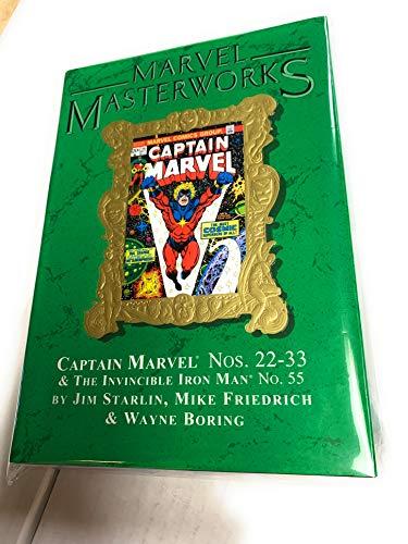 9780785130161: MARVEL MASTERWORKS Volume 95 [Variant Cover] CAPTAIN MARVEL 22-33